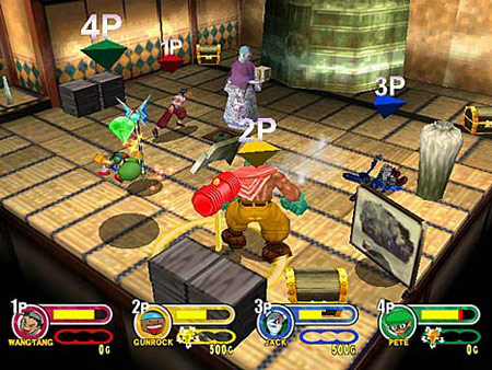 Does the Dreamcast still hold a place in our hearts? - Power Stone Screenshot