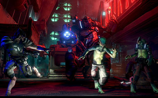 Prey 2 Screenshot