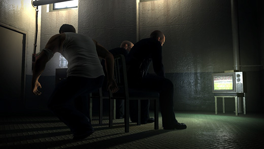 Prison Break: The Conspiracy Screenshot