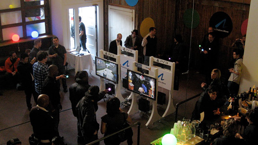 Sony PlayStation 3 Move (Seattle, Washington) Event