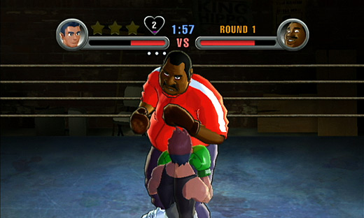Doc Louis in Punch-Out!! Screenshot