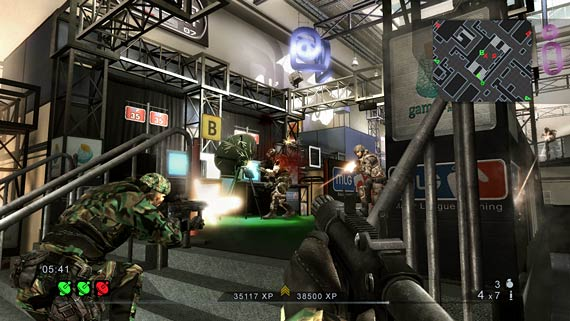 Rainbow Six: Vegas 2 Screenshot
