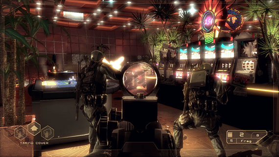 Rainbow Six Vegas Screenshot