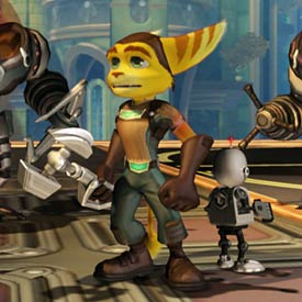 Read review of Ratchet & Clank Future: Tools of Destruction