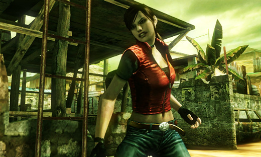 Resident Evil: Mercenaries 3D Screenshot