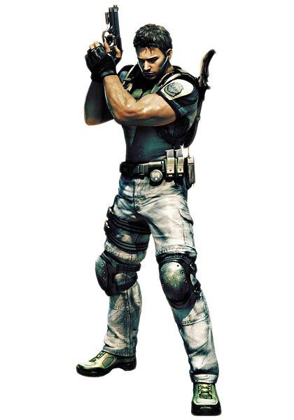 Click here for Resident Evil 5 Art Gallery