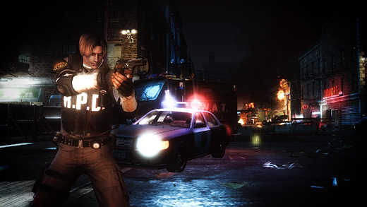 Resident Evil: Operation Racoon City Screenshot