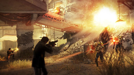 Resistance 3 Screenshot