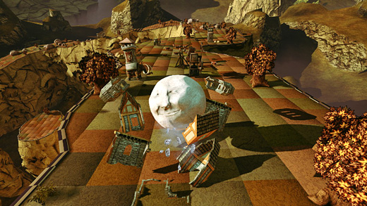 Rock of Ages Screenshot