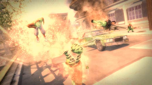 Read review of Saints Row  2