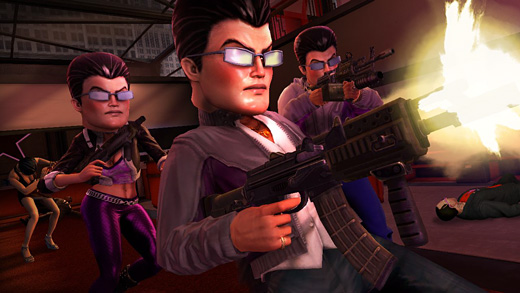 Saints Row: The Third Screenshot