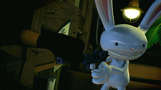 Sam & Max: The Devil's Playhouse — Beyond the Alley of the Dolls Screenshot
