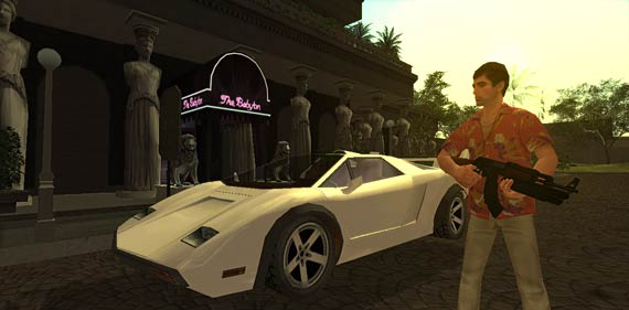 Scarface: The World is Yours Screenshot