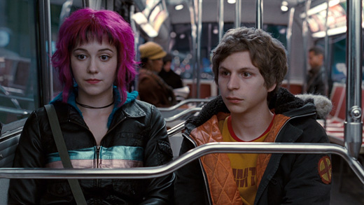 Scott Pilgrim vs The World Image