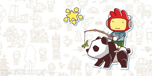 Scribblenauts Art