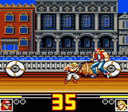 Fatal Fury Special (Sega Game Gear)