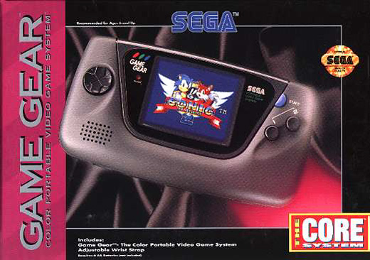 Sega Game Gear Image