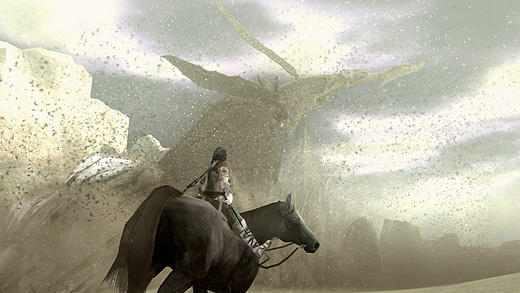 Shadow of the Colossus HD Screenshot