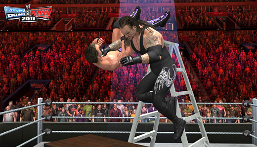 Smackdown vs. Raw 2011 Screenshot