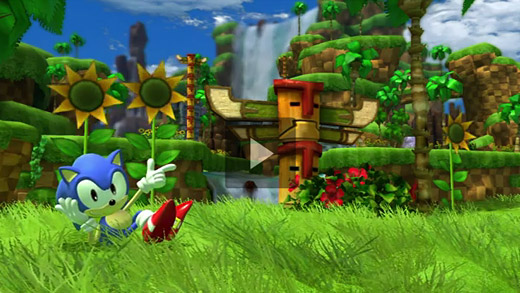 Video: Sonic Generations official gameplay trailer