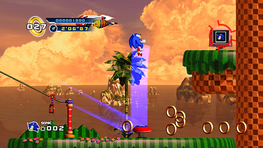Sonic the Hedgehog 4 Screenshot