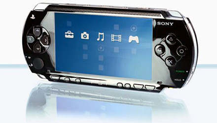 Sony PlayStation Portable PSP Screenshot