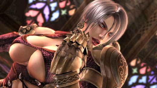 Read review of Soul Calibur IV