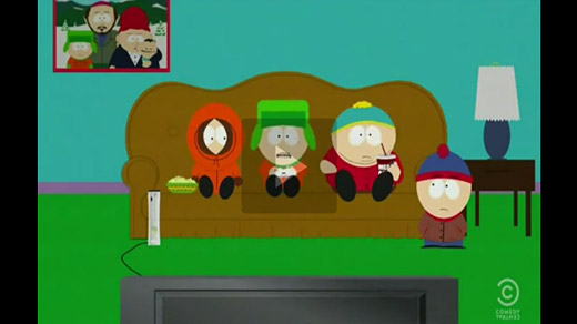 South Park's Stan hates on L.A. Noire (NSFW)