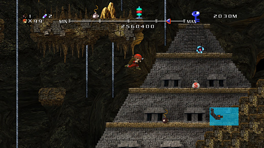 Spelunker HD Screenshot