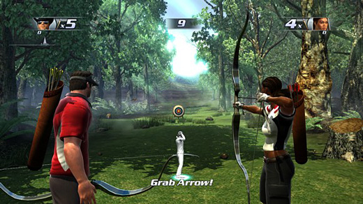 Sports Champions - Archery Screenshot