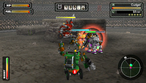 Steambot Chronicles Battle Tournament Screenshot