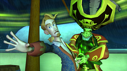 Tales of Monkey Island Chapter 1: Launch of the Screaming Narwhal Screenshot