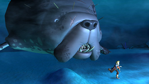 Tales of Monkey Island Chapter 3 Lair of the Leviathan Screenshot