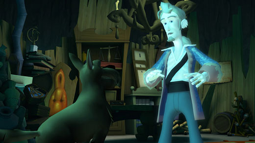 Tales of Monkey Island Chapter Five: Rise of the Pirate God Screenshot