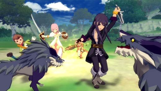 Read review of Tales of Versperia