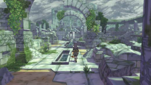 Tales of Versperia Screenshot