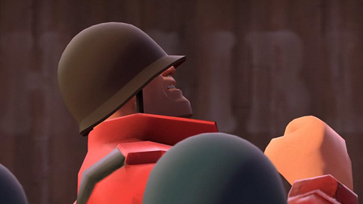 Team Fortress 2 (Soldier) Screenshot