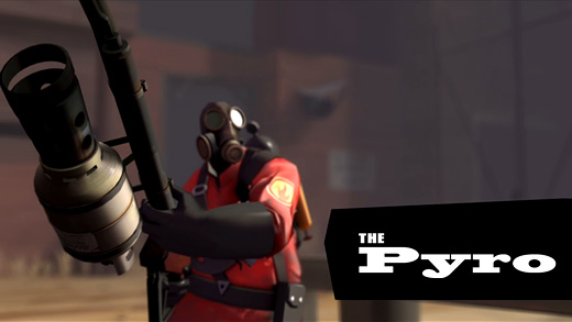 Team Fortress 2 (Pyro) Screenshot