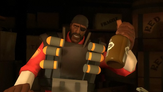 Team Fortress 2 (Demoman) Screenshot