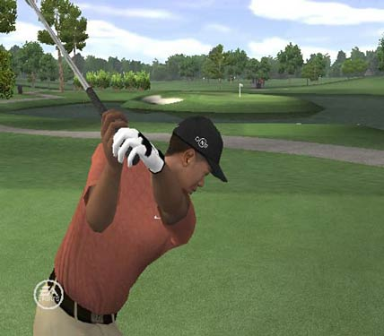 Tiger Woods PGA Tour 08 Wii Screenshot