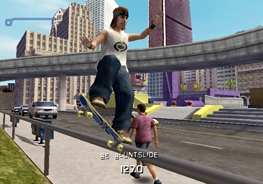 Tony Hawk's Pro Skater 3 Screenshot