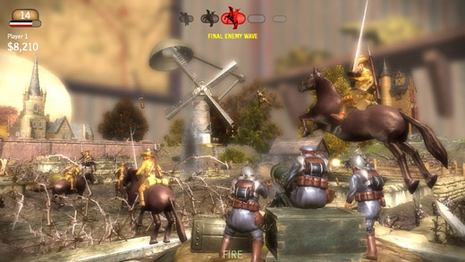 Interview with Signal Studios' Max Wagner - Toy Soldiers Screenshot