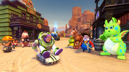 Toy Story 3 Screenshot