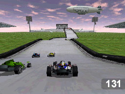 Trackmania DS Screenshot