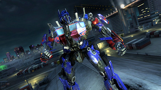 Transformers' Shia LaBeouf talks games, trashes the Wii - Transformers: The Revenge of the Fallen Screenshot