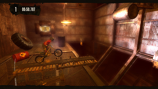 Trials HD: Big Thrills Screenshot