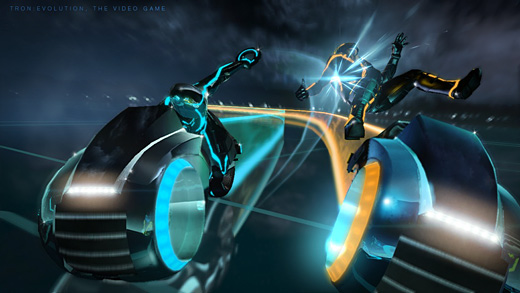 Tron: Evolution--The Video Game Screenshot