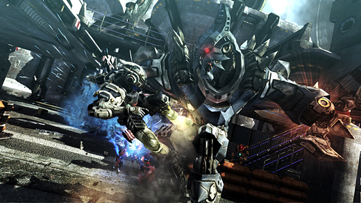 Vanquish Screenshot - Click here to buy from Amazon