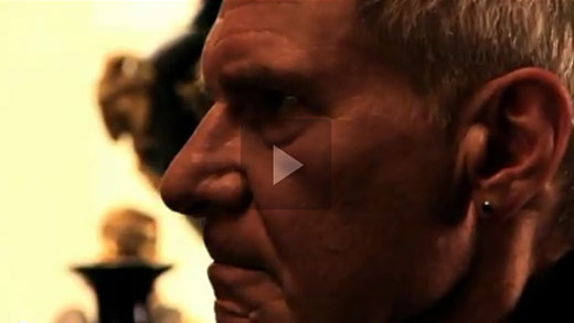 Video: Harrison Ford plays Uncharted 3 in Japan (Spoilers)