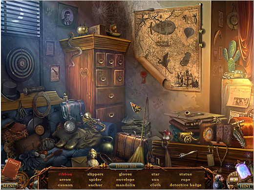 Voodoo Chronicles: The First Sign Screenshot